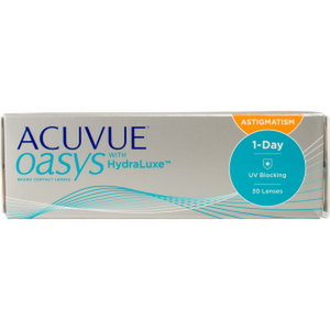 Acuvue Oasys 1-Day for ASTIGMATISM 30er Packung