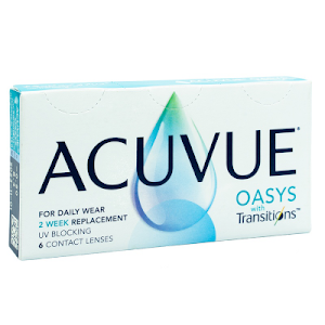 Acuvue Oasys with Transitions 6er Packung