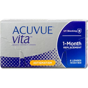 Acuvue Vita for Astigmatism 6er Packung