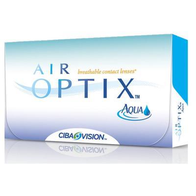 Altes Verpackungsdesign als die Air Optix Aqua bevor der Hersteller sich von CibaVision zu Alcon umbenannte