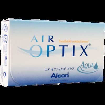 Altes Verpackungsdesign nach dem sich Ciba-Vision zu Alcon umbenannt hat.