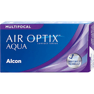 Air Optix Aqua Multifocal 6er Packung