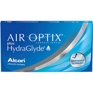 Air Optix Plus HydraGlyde 6er Packung