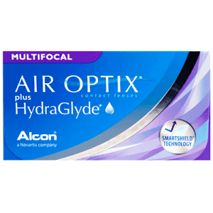 Air Optix Plus HydraGlyde Multifocal 6er Packung