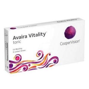 Avaira Vitality Toric 6er Packung