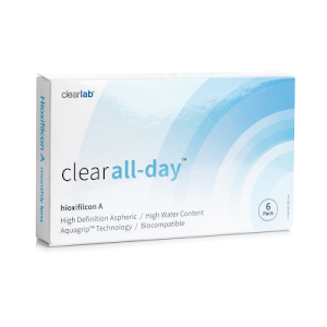 Clear All-Day 6er Packung