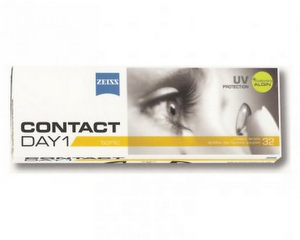 Contact Day 1 toric 32er Packung