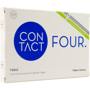 Contact Four Toric 6er Packung