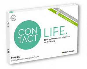 Contact Life Spheric 6er Packung