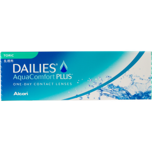 DAILIES AquaComfort Plus Toric 30er Packung