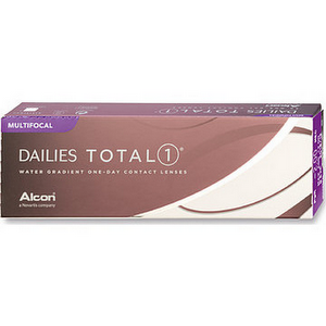 Dailies Total1 Multifocal 30er Packung