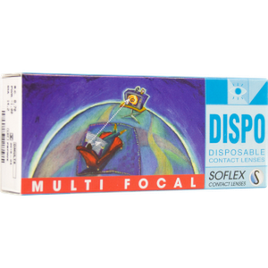 Dispo Multifocal 6er Packung