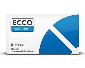 ECCO aqua Toric 6er Packung
