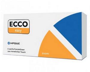 ECCO easy zoom 6er Packung