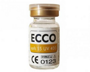 ECCO soft 55 UV 400 1er Packung