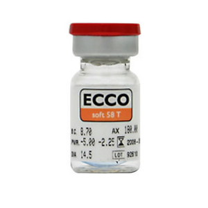 ECCO Soft 58 Toric 1er Packung