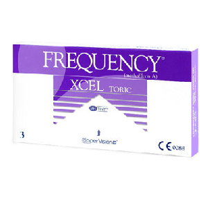 Frequency Xcel Toric 3er Packung
