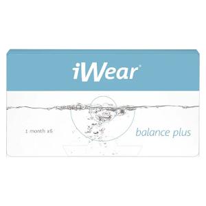iWear Balance Plus 6er Packung
