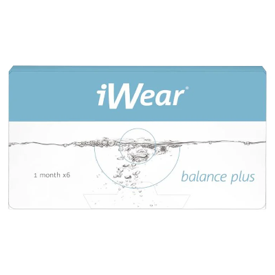 Avaira Vitality als iWear Balance Plus bei Apollo Optik