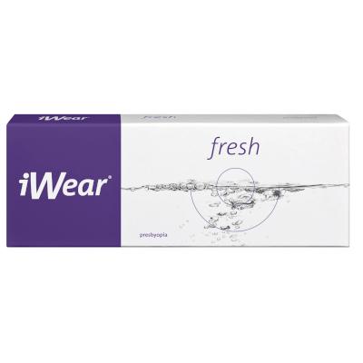 Proclear 1 Day Multifocal ist die iWear Fresh Presbyopia bei Apollo-Optik
