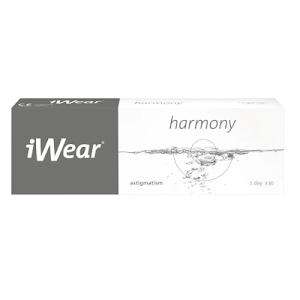 iWear Harmony Astigmatism 30er Packung
