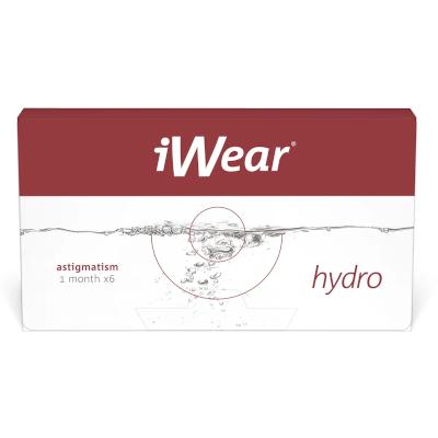 Proclear Toric als iWear Hydro Astigmatism bei Apollo-Optik
