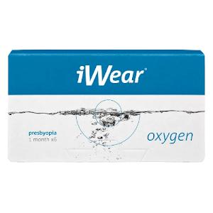 iWear Oxygen Presbyopia 6er Packung