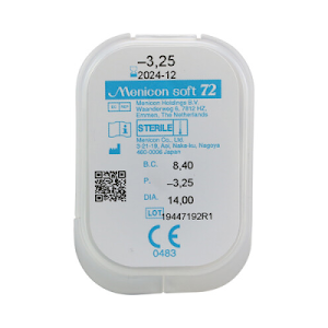 Menicon Soft 72 1er Packung