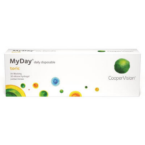 MyDay Daily Disposable Toric 30er Packung