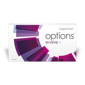 Options evolve+ 6er Packung
