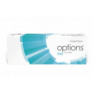 Options Oxy 1-Day Toric 30er Packung