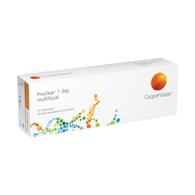 Proclear 1Day Multifocal