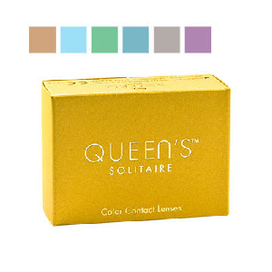 Queen's Solitaire 2er Packung