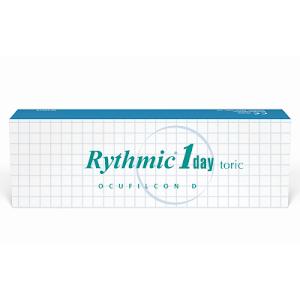 Rythmic 1 Day Toric 30er Packung