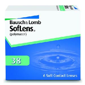 SofLens 38 6er Packung