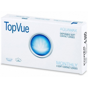 TopVue Monthly 6er Packung